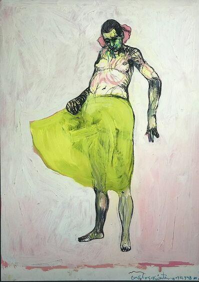 Carlos Quintana, 'Untitled', 1993