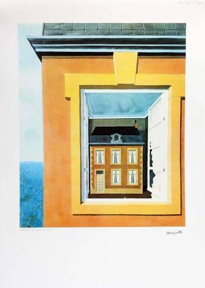 René Magritte, 'Éloge de la dialectique', 1936/1960