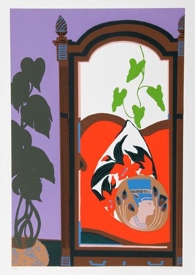 Hunt Slonem, 'Armoire', 1980
