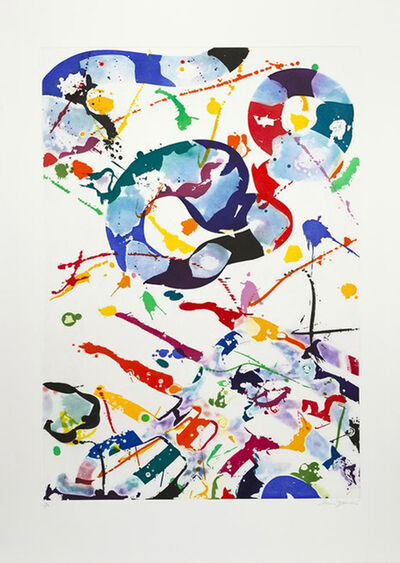 Sam Francis, 'Untitled (Celebration)', 1992