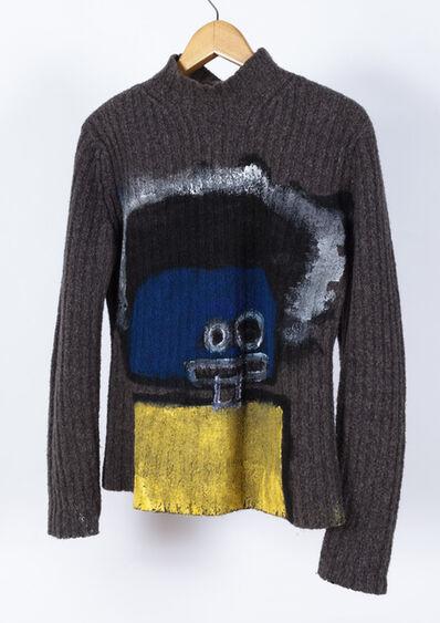 Pablo Calderon, 'Untitled (Portrait on Sweater)', 2018