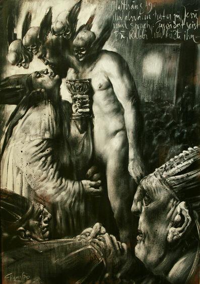 Fritz Aigner, 'Matthäus 8 49 (Matthew 8 49)', 1970