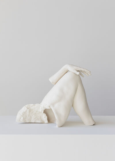 Kylie Lockwood, 'Left hand and leg positioned at rest,', 2019