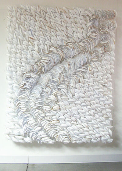 Susie Ganch, 'From the Pile Tapestry Series: Mid-Atlantic Rift', 2015
