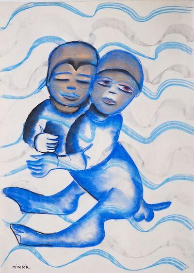Mirka Mora, 'We Live In The Sea', ca. 1970