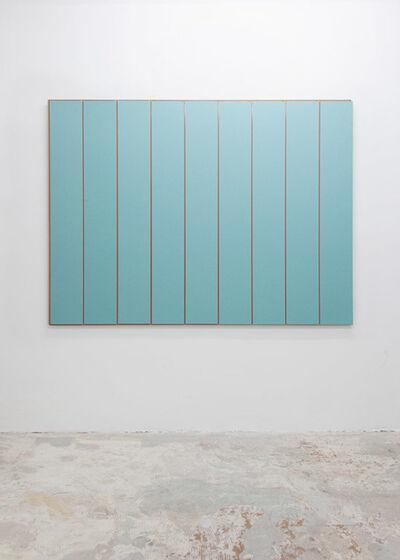Olve Sande, 'Blue Acoustic', 2014
