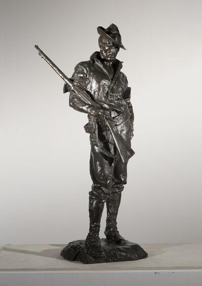 Allen George Newman, 'The Hiker', 1904-1910