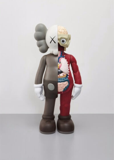 KAWS, 'Four Foot Dissected ', 2009