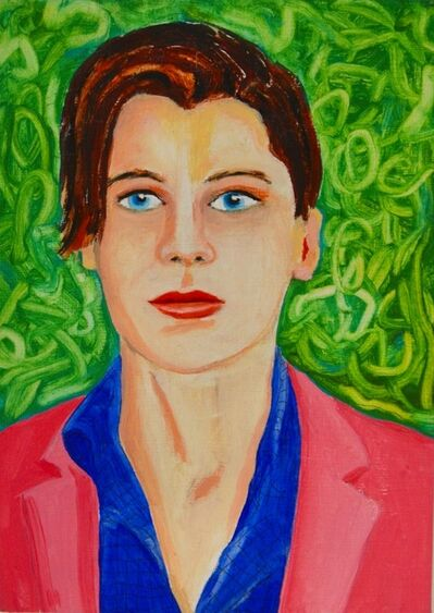 Jennifer Clifford Danner, 'The Pink Jacket', 2019