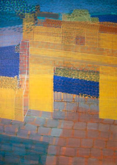 Soumen Das, 'The path to the spider's nest', 2003