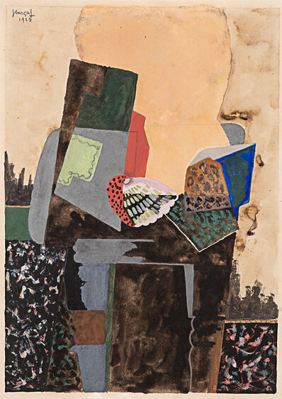 Jean Lurçat, 'Nature morte au coquillage', 1923