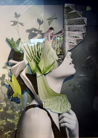 Damla Özdemir, 'Relief in my mind', 2016