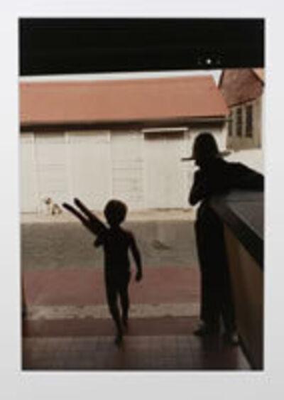 Ralph Gibson, 'Boy with Baguette ,Les Saintes'