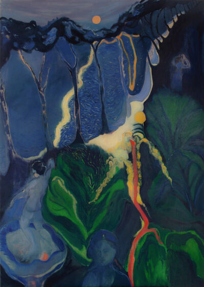 Darby Milbrath, 'Path by the Sea', 2020