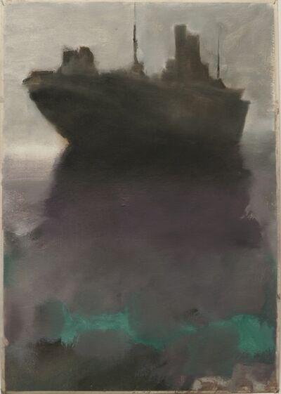 Simon Edmondson, 'Barco Oscuro', 2015