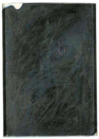 Arnulf Rainer, 'Black Overpainting', 1970