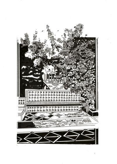 Chourouk Hriech, 'Souvenirs de Séville #2', 2019