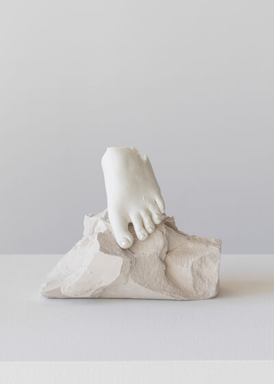 Kylie Lockwood, 'Left foot poised between movement and repose', 2019