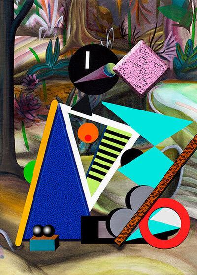 Adriana Minoliti, 'Cyber Selvas 4', 2014