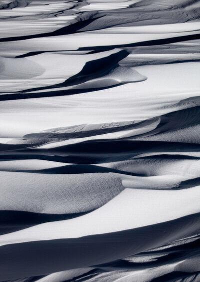 Sebastian Copeland, 'Sastrugi IV - S84°06 E055°01, Antartica', 2012