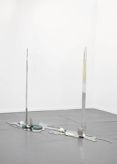 Alice Channer, 'Abyssal Plain', 2014