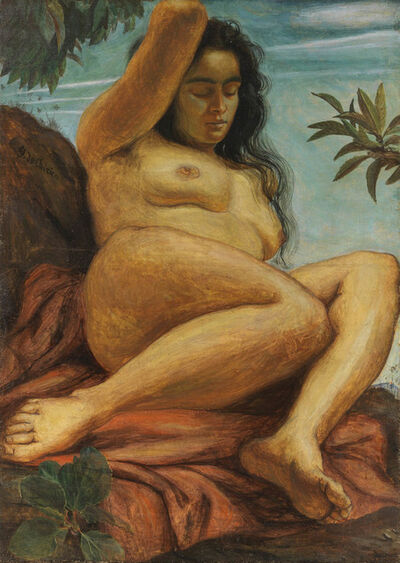 Giorgio de Chirico, 'Nudo femminile', 1923 ca.