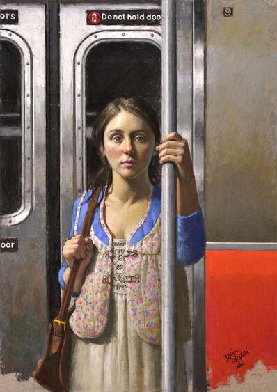 Daniel Greene, 'Sophie in Transit', 2016