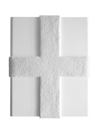 Catharina van de Ven, 'Cross White', 2020