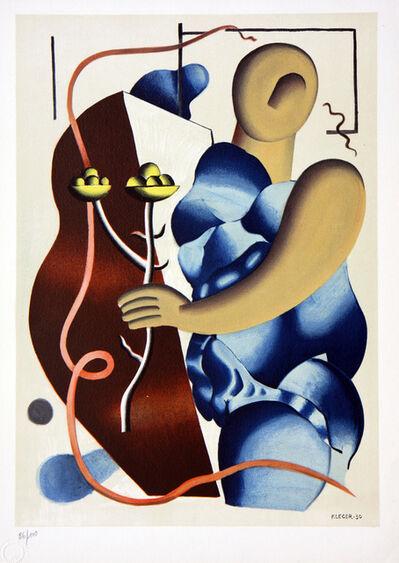 Fernand Léger, 'Femme Fleur', ca. 1950