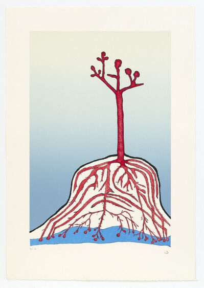 Louise Bourgeois, 'The Ainu Tree', 1999