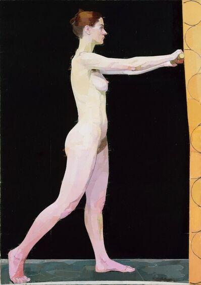 Euan Uglow, 'Zagi ', 1981-1982