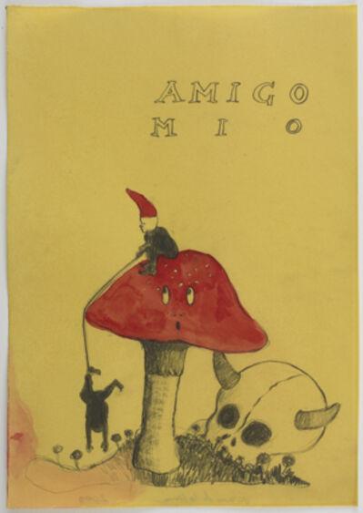 Sandra Vásquez de la Horra, 'Amigo mio (My friend)', 2009