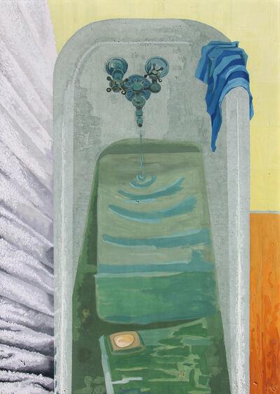 Frederick Hagan, 'Bathtub', 1971