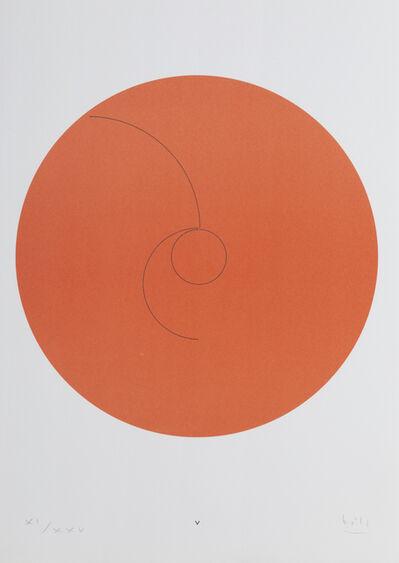 Max Bill, 'Constellations V', 1974