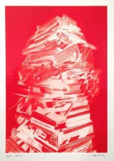 Erik Olson, 'Jessica (Red)', 2014