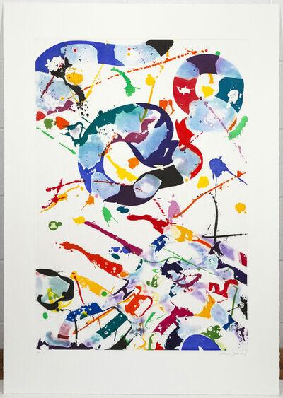 Sam Francis, 'Untitled (Celebration)', 1992