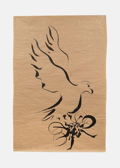 Mircea Cantor, 'Aquila non capit muscas', 2019