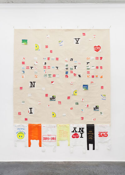 B. Wurtz, 'Untitled (HERE)', 2006