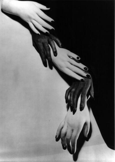 Horst P. Horst, 'Hands, Hands . . ., NY, 1941', Mid 1980s