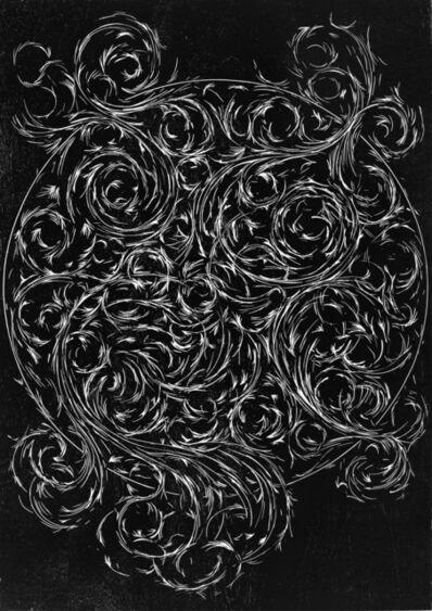 Patrick Gabler, 'Holzschnitt I', 2014