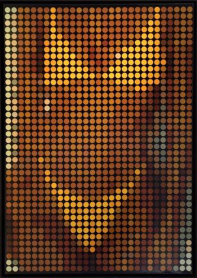 Dimitri Likissas, 'Yellow Bikini', 2020