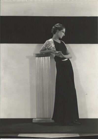 Hoyningen-Huene, 'August 14, 1931. Lanvin Berenice'