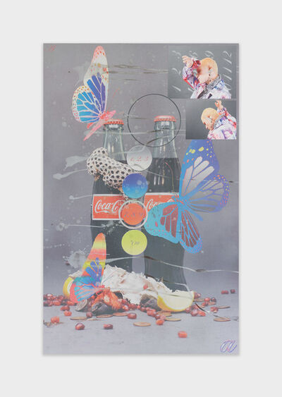 Carter Mull, 'Clock (Andru, Lovers, a5521)', 2017