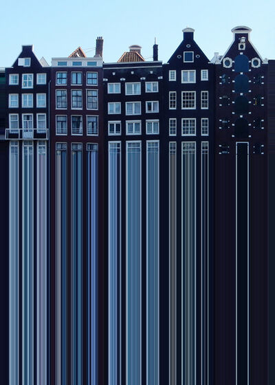 Manuel Giron, 'Amsterdam . Unexpected Dimension', 2019
