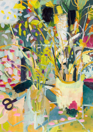 Katie Sollohub, 'Cutting Wild Flowers', 2017