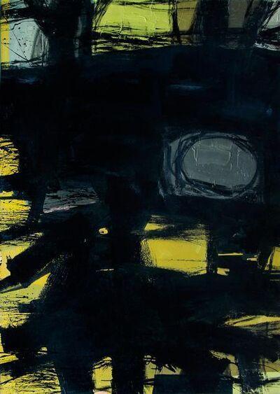 Janet Lippincott, 'Untitled (Blackscape)', 1960