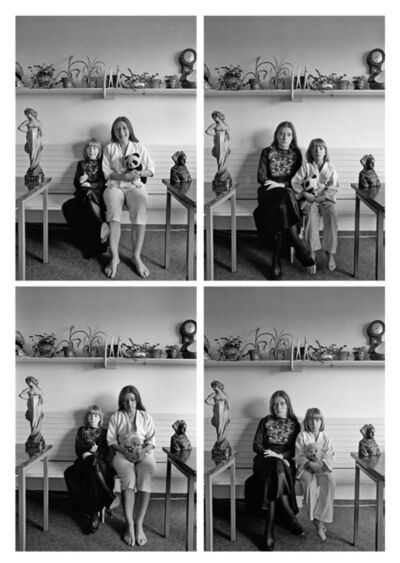 Margherita Spiluttini, 'Du und Ich, Nr. 1', 1979/2017