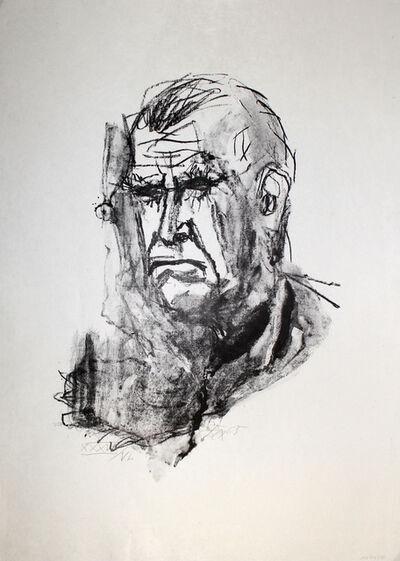 Otto Dix, 'Grosses Selbstbildnis / Large Self-Portrait', 1965