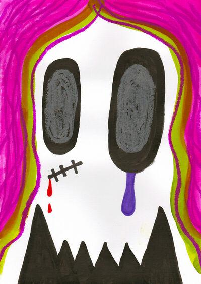 Alex Gene Morrison, 'Pink Ghoul', 2020