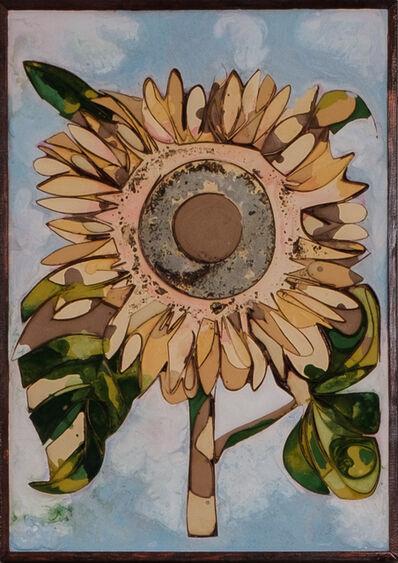 Ugo Schildge, 'Sunflower 19/50', 2020
